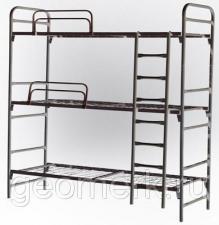 Кровать трехъярусная КМ.3-32