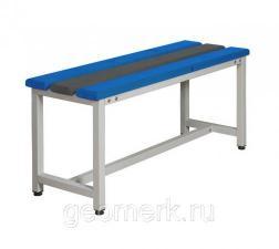 Скамья разборная СКП-1 (пластик / металл)