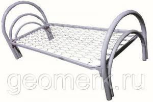 Кровать одноярусная К-2