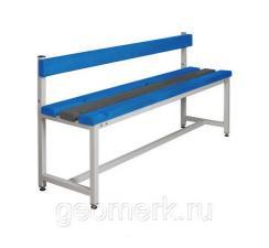 Скамья CКН-1С- 1000 / 1500 / 2000 х350х480мм