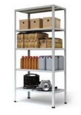 Стеллажи архивные МС-750 (стойки до 2300мм)