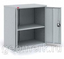 Шкаф металлический архивный ШАМ 0,5