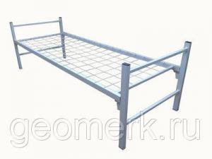 Кровать одноярусная КМ-1 ПРОФ