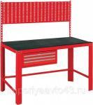 Верстак инструментальный, ящик, задняя панель, красный МАСТАК 541-11515R