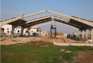 Строительство, реконструкция, оборудование птицекомплекса птичника свинокомплекса коровника под ключ