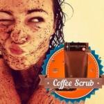CoffeeScrub - кофейный скраб для лица и тела
