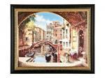 Постер на холсте 50*40 см. багет 59*49 см. Frame Factory (107-1006)
