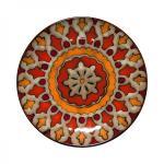 Тарелка диаметр=21 см. без упаковки Hebei Grinding (367-101)