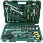 Набор инструмента Арсенал 132 предмета AUTO (AA-C1412P132)