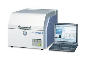 SEA1000AII - Рентгено-флуоресцентный спектрометр
