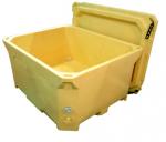 Изотермические контейнеры 660 - 1000 л.