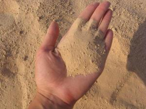 Карьерный песок с доставкой