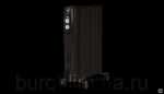 Масляные радиаторы Ballu CLASSIC BLACK BOH/CL-07BR