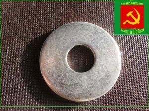 Шайба 4 кор 25 кг ГОСТ 6958 (увел)