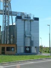 Шахтные зерносушилки Strahl FR