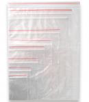 Пакет-гриппер с замком 80*120мм (zip-lock)