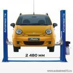 Двухстоечный подъемник для автосервиса AUTOSTREET T4 эконом