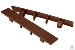 Заглушка (PG0025-CH) шоколад