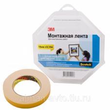Двусторонние монтажные ленты 3М