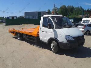 Переоборудование ГАЗ-3302 Газель в эвакуатор