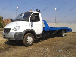 Переоборудование ГАЗ-33106 Валдай в эвакуатор