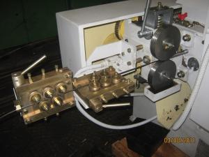 Автомат для изготовления биметаллических контактов AVO216A