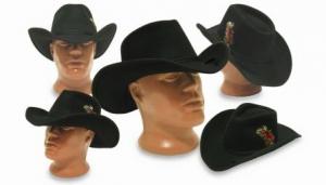 Шляпа ''U-Shape-It Outback'' Black #516860