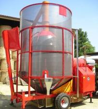 Мобильная зерносушилка Fratelli Basic 90
