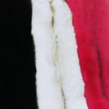 Меховые опушки из меха Песца,Вуальнатуральный цвет