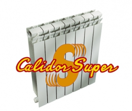 Радиатор алюминиевый Calidor Super 500/100 (Италия)