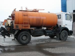 МАЗ-533702-240 Гудронатор