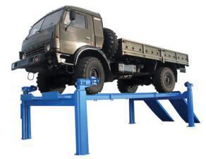 Автомобильный подъемник ПЛ-10