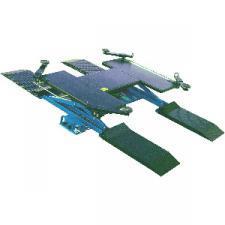 Подъемник ножничный пневматический напольный, г/п 2500 кг. 260A(OMA535A)