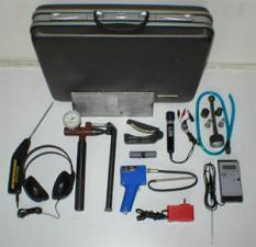 Модуль средств контроля и регулировки топливной аппаратуры автотракторных дизелей КИ-28132.02M