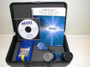 Диагностика грузовой техники  Nexiq USB Link