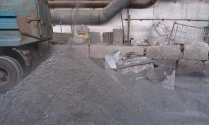 Шлаковый песок