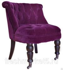 Кресло «Милорд» цвет бордовый