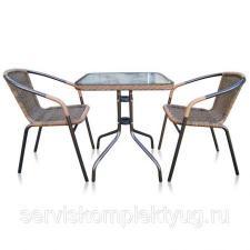 Комплект мебели «Абри» из искусственного ротанга