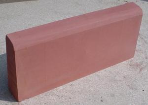 Бордюр тонкий 50*20*3,5 см цветной