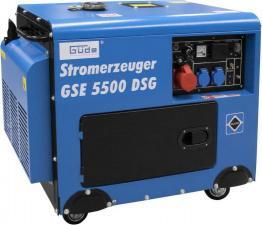 Дизельный генератор G?de GSE 5500 DSG