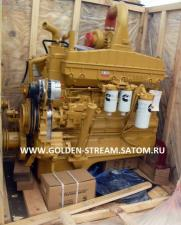 Двигатель Cummins NTA855C360S10