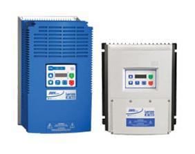 Однофазные и трехфазные преобразователи частоты Lenze SMVector 0,25-7,5кВт