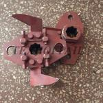 Блок крепления роликов для гранулятора ОГМ 1,5. Запчасти ОГМ