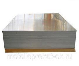 Лист алюминиевый 0.8 АМГ2М