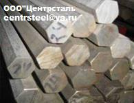 Шестигранник стальной ст.14Х17Н2