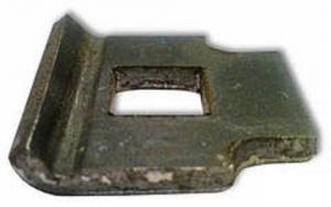 Шайба ПБ 16.01.418 (зуба пружинного ПБ 16.01.607) (Россия)