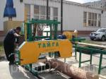 Ленточная электрическая пилорама Тайга Т-2М (d.800мм/6,5м)