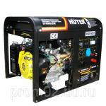 Сварочный бензогенератор Huter DY6500LXW (5кВт/60-200А/230В)