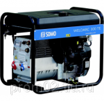 Агрегат сварочный SDMO WELDARC 300 TE XL C (7кВт/400В)
