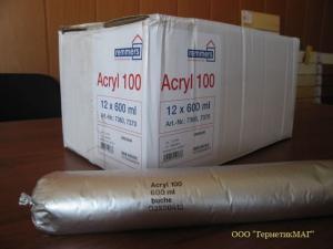 Герметик акриловый для дерева(сруба) Акрил 100 (Реммерс)